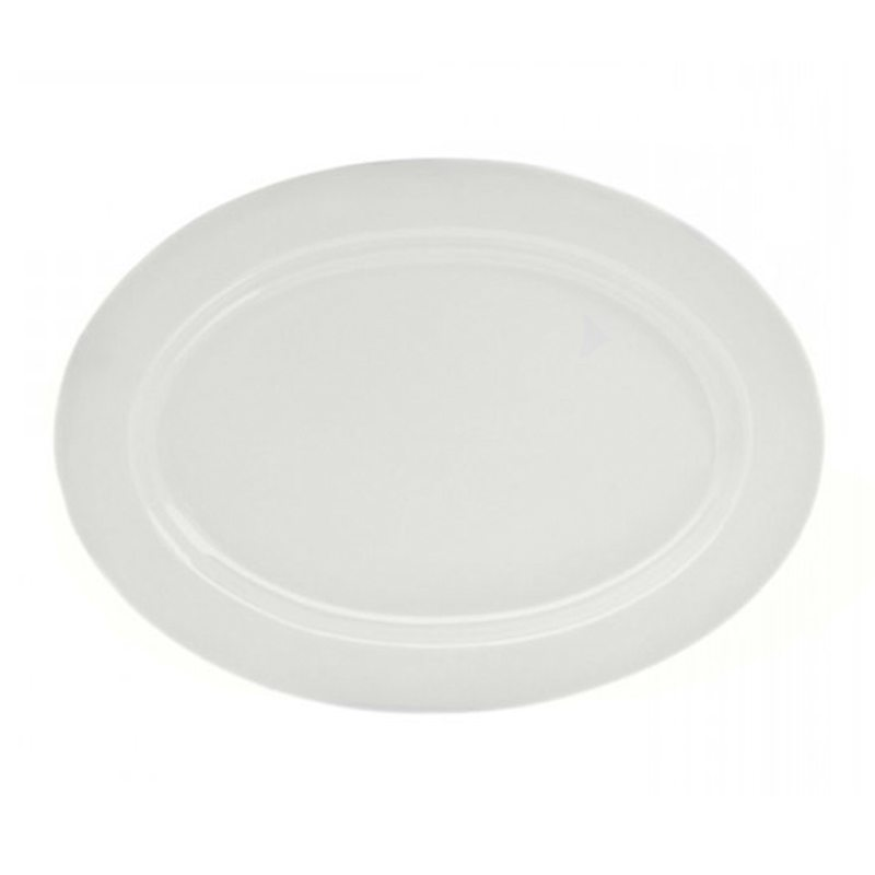 14 inch Oval Platter Rental Oval Plate Rental Catering Rentals