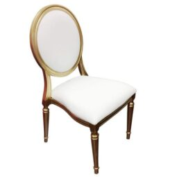 Fancy Resin Chair Black Mtb Event Rentals