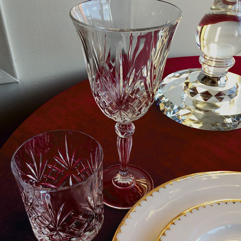 Melodia Wine Glass rental crystal glass rental wedding glass rental wedding event rentals glassware rentals drinkware rentals table top rentals