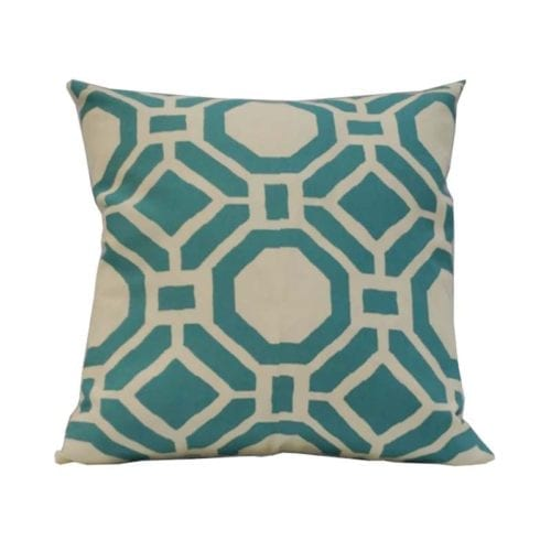 Tiffany Octagon Pillow Mtb Event Rentals