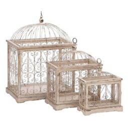 Cage Decor