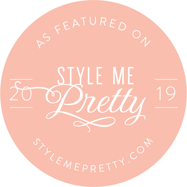 as seen on style me pretty 2019