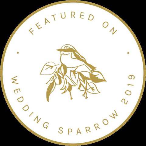 wedding sparrow 2019