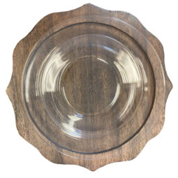 Clear Dinnerware Collection