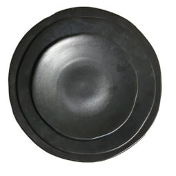 Heirloom Charcoal Dinnerware Collection
