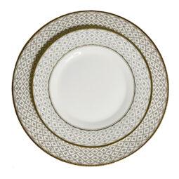 Marcella Dinnerware- Gold