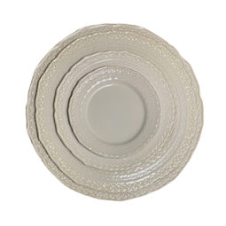 Sienna Lace Dinnerware Collection
