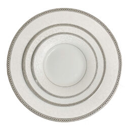 Silver Ivy Dinnerware Collection