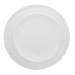 Coupe White Dinnerware