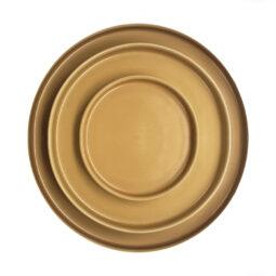 Kaleb Honey Dinnerware Collection