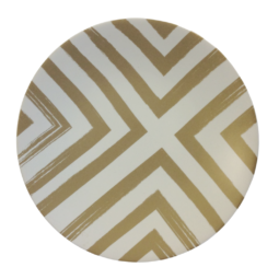 Tristan Gold Coupe Dinnerware Collection